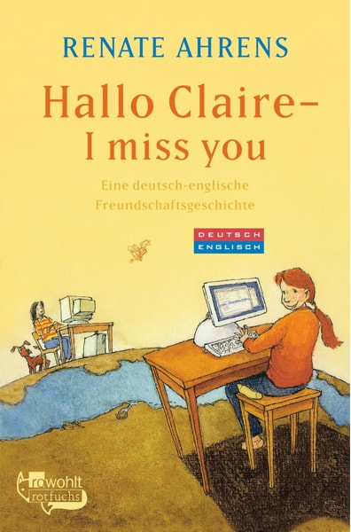 Renate Ahrens - Hallo Claire - I miss you