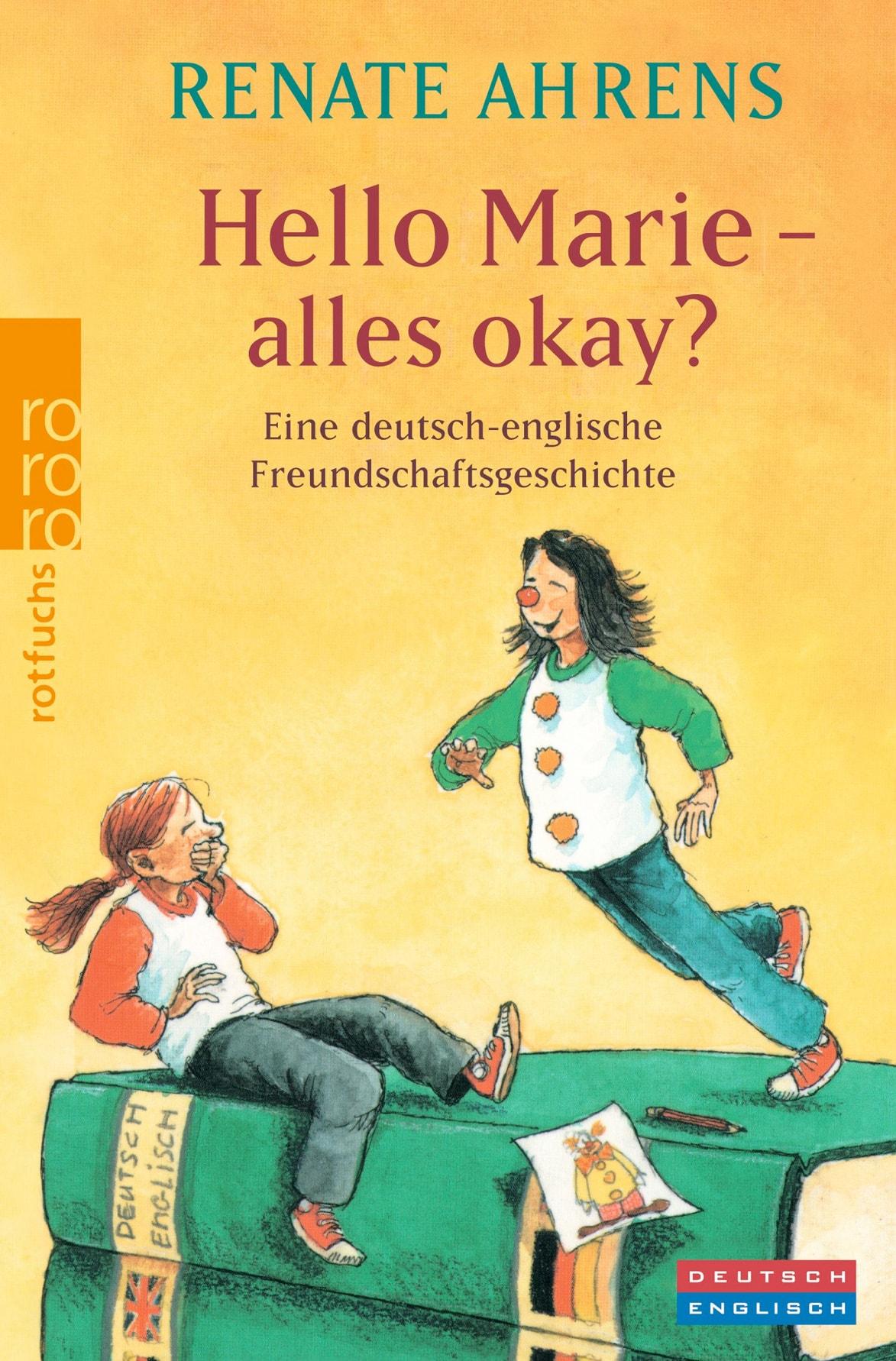 Renate Ahrens - Hello Marie - alles okay