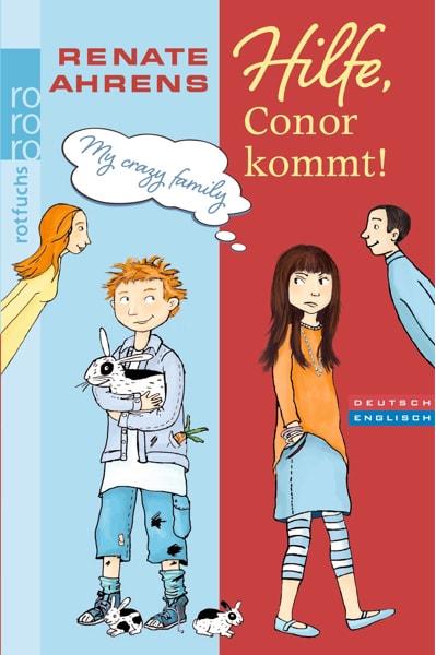 Renate Ahrens - Hilfe Conor kommt
